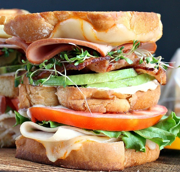 BEST OF CLUB SANDWICHES
