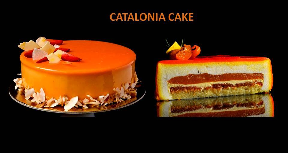 CATALONIA CAKE