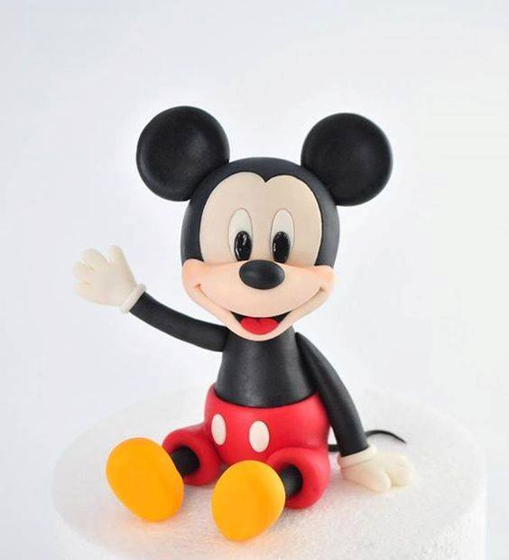Mickey Mouse: FIGURE MODELLING