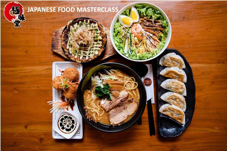 JAPANESE FOOD MASTERCLASS