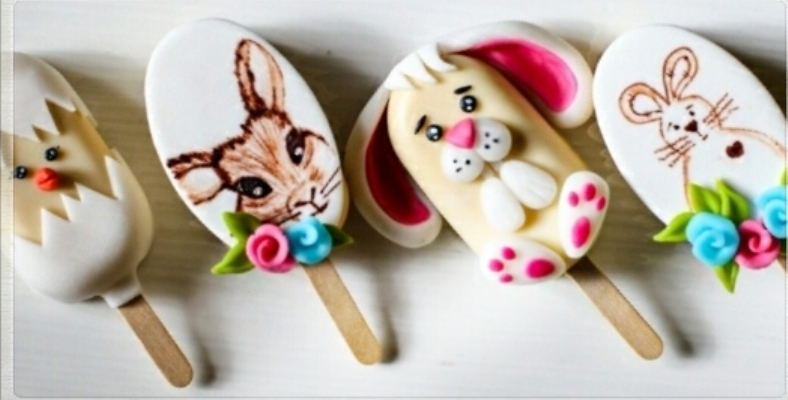 MINI BUNNIE POPS (POPSICLES)
