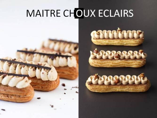 MAITRE CHOUX ECLAIRS