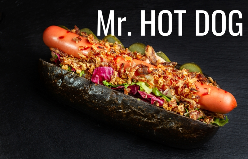 Mr. HOT DOG