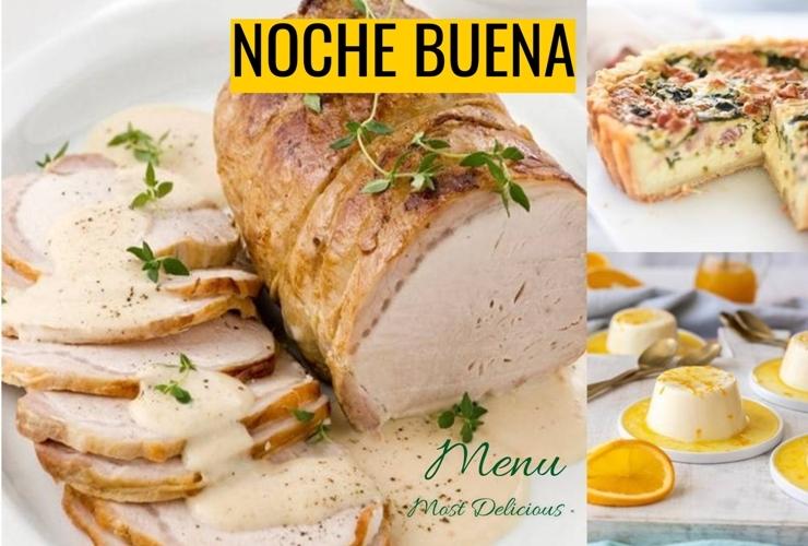 NOCHE BUENA