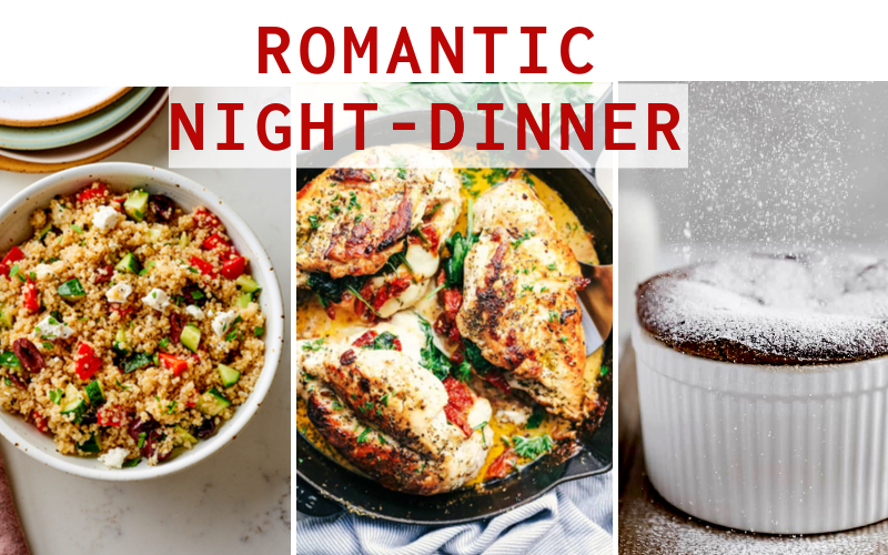 ROMANTIC NIGHT - DINNER