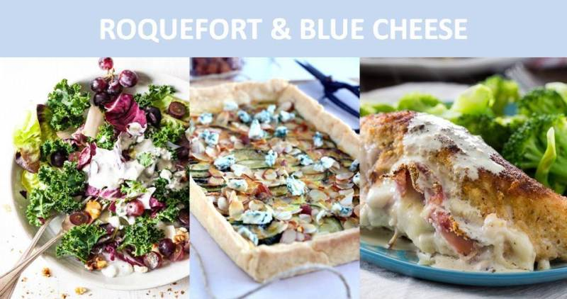 ROQUEFORT & BLUE CHEESE