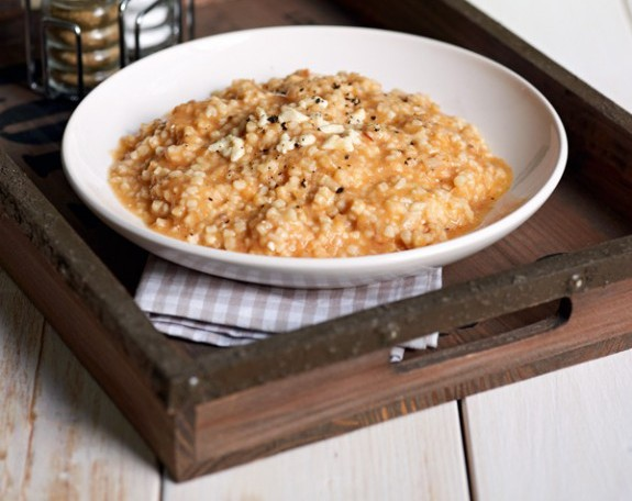 GREEK RISOTTO