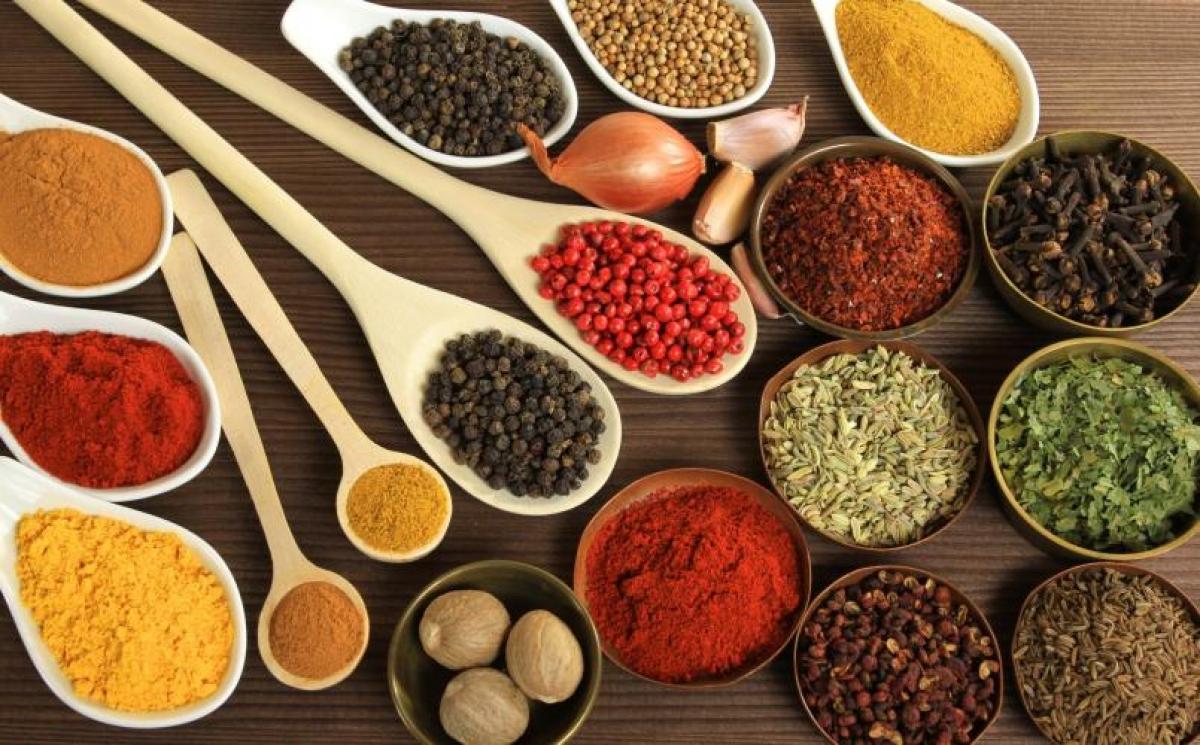 Μπαχαρικά - Μαθήματα Μαγειρικής c5d0acbee20