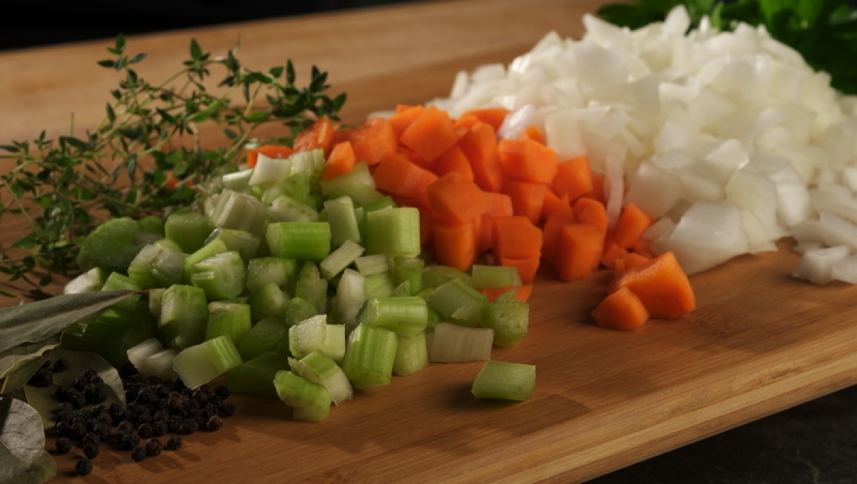 Mirepoix VS Bouquet Garni